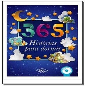 365 HISTORIAS PARA DORMIR - LIVRO ALMOFADADO MAIS CD