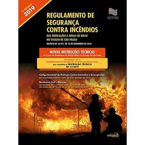REGULAMENTO DE SEGURANCA CONTRA INCENDIO DAS EDIFICACOES E AREAS DE RISCO NO ESTADO DE SAO PAULO