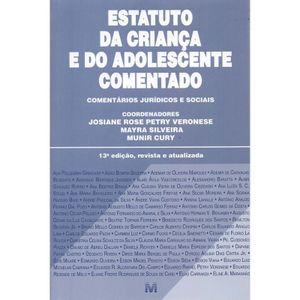 ESTATUTO DA CRIANCA E DO ADOLESCENTE COMENTADO