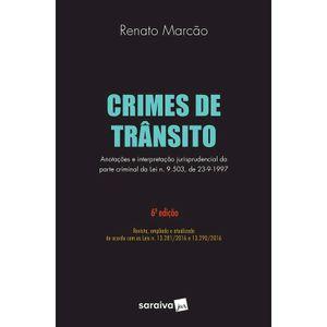 CRIMES DE TRANSITO