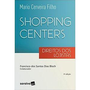 SHOPPING CENTERS - DIREITO DOS LOJISTAS