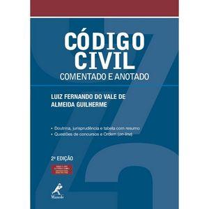 CODIGO CIVIL - COMENTADO E ANOTADO