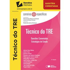 CARREIRAS ESPECIFICAS - TECNICO DO TRE