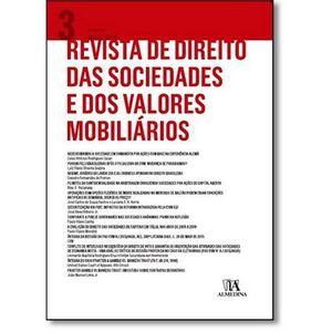 REVISTA DE DIREITO DAS SOCIEDADES E DOS VALORES MOBILIARIOS - Nº3