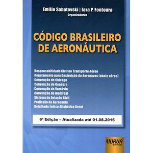 CODIGO BRASILEIRO DE AERONAUTICA