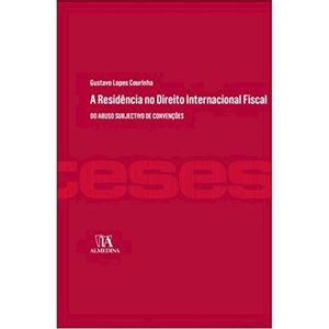 RESIDENCIA NO DIREITO INTERNACIONAL FISCAL