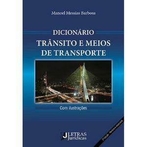 DICIONARIO - TRANSITO E MEIOS DE TRANSPORTE