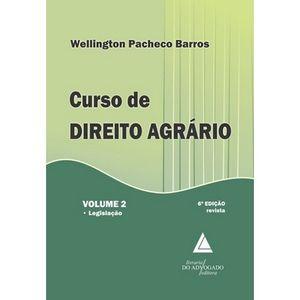 CURSO DE DIREITO AGRARIO V02