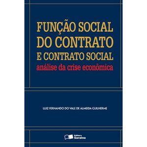 FUNCAO SOCIAL DO CONTRATO E CONTRATO SOCIAL