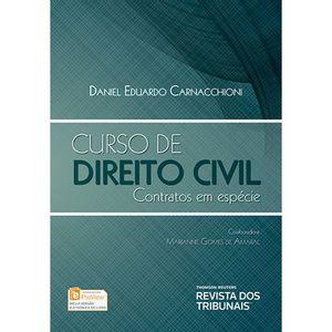 CURSO DE DIREITO CIVIL - CONTRATOS EM ESPECIE