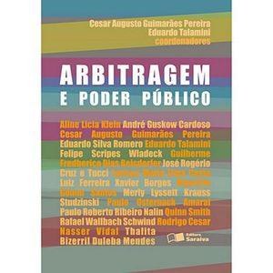 ARBITRAGEM E PODER PUBLICO
