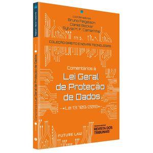 COMENTARIOS A LEI GERAL DE PROTECAO DE DADOS