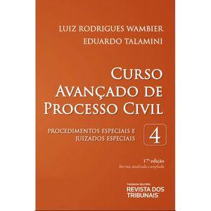 CURSO AVANCADO DE PROCESSO CIVIL V04