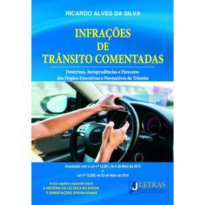 INFRACOES DE TRANSITO COMENTADAS