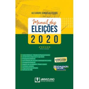 MANUAL DAS ELEICOES 2020