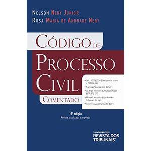 CODIGO DE PROCESSO CIVIL COMENTADO