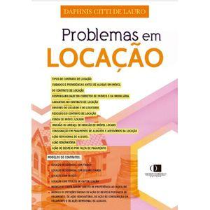 PROBLEMAS EM LOCACAO
