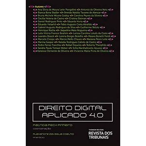 DIREITO DIGITAL APLICADO 4.0