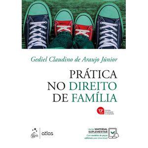 PRATICA NO DIREITO DE FAMILIA