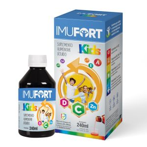 IMUFORT KIDS EUROFITO 240ML