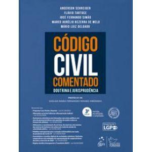 CODIGO CIVIL COMENTADO - DOUTRINA E JURISPRUDENCIA
