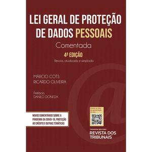 LEI GERAL DE PROTECAO DE DADOS PESSOAIS COMENTADA
