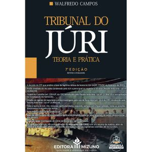 TRIBUNAL DO JURI - TEORIA E PRATICA