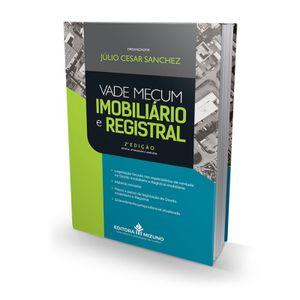 VADE MECUM IMOBILIARIO E REGISTRAL