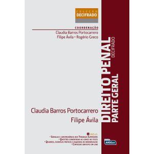 DIREITO PENAL DECIFRADO - PARTE GERAL