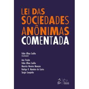 LEI DAS SOCIEDADES ANONIMAS COMENTADA