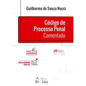 CODIGO DE PROCESSO PENAL COMENTADO