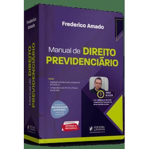 MANUAL DE DIREITO PREVIDENCIARIO