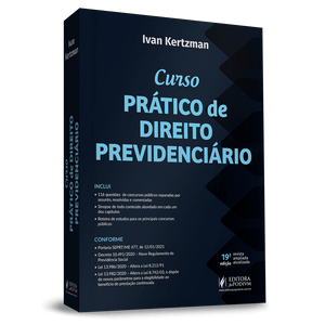 CURSO PRATICO DE DIREITO PREVIDENCIARIO