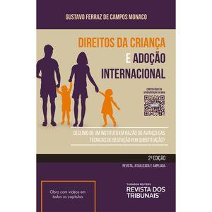 DIREITOS DA CRIANCA E ADOCAO INTERNACIONAL