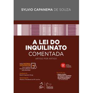 LEI DO INQUILINATO COMENTADA, A - ARTIGO POR ARTIGO