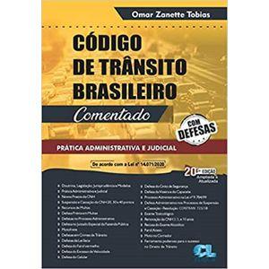 CODIGO DE TRANSITO BRASILEIRO COMENTADO