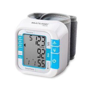 Monitor De Pressão Arterial de Pulso - Multilaser Saúde - HC204