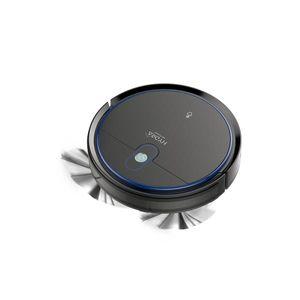Aspirador Robô Hydra 3 em 1 (Varre, Aspira e Passa pano) Autonomia 1h30 45W Preto - HO243