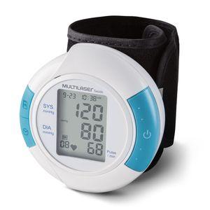 Monitor De Pressão Arterial de Pulso - Multilaser Saúde - HC075