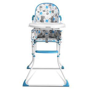 Cadeira Alta de Alimentação Meal Time Azul Weego - 4066