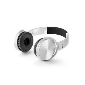 Headphone Premium Bluetooth Sd/Aux/Fm Branco Multilaser - PH265
