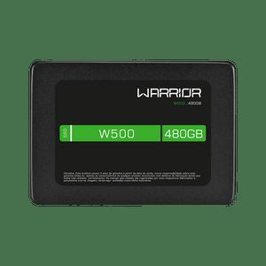 SSD Gamer 2,5 POL. 480GB - Warrior W500 - SS410