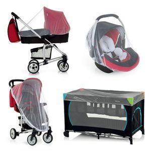 Mosquiteiro Para Carrinho De Bebê - BB351