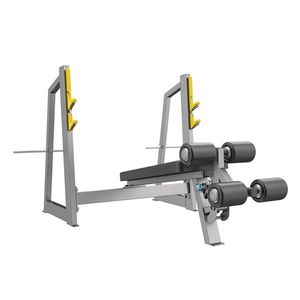 Olimpic Decline Bench Classic Wellness - EM019