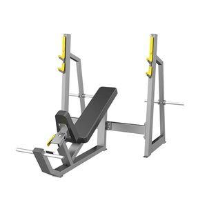 Olimpic Incline Bench Classic Wellness - EM017