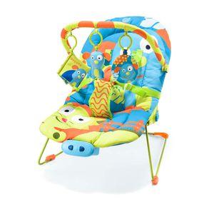 Cadeira De Descanso Para Bebês 0-15 Kg Cachorro Multikids Baby - BB362