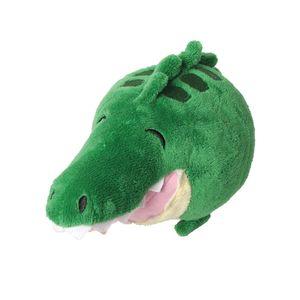 Brinquedo Para Pet Amiguinhos Bolinha Plush Crocodilo Interativo Com Buzininha Tam. Único  Mimo - PP189