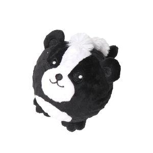 Brinquedo Para Pet Amiguinhos Bolinha Plush Cachorro Com Buzininha Tam. Único - PP191