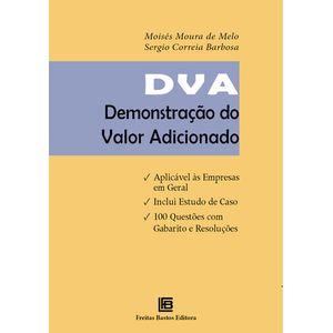 DVA - DEMONSTRACAO DO VALOR ADICIONADO