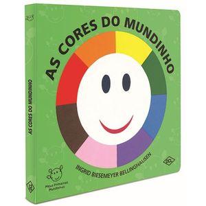 MEUS PRIMEIROS MUNDINHOS - AS CORES DO MUNDINHO